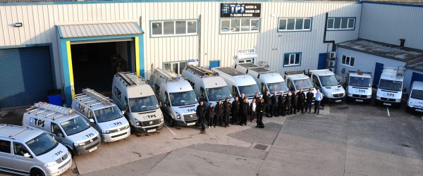 TPS Gates & Doors Ltd Industrial Team