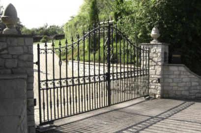 Electric Gates: A world of style options