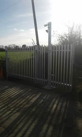 Recently Completed Project - fence