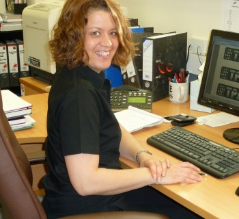 TPS staff Vicky | TPS Industrial