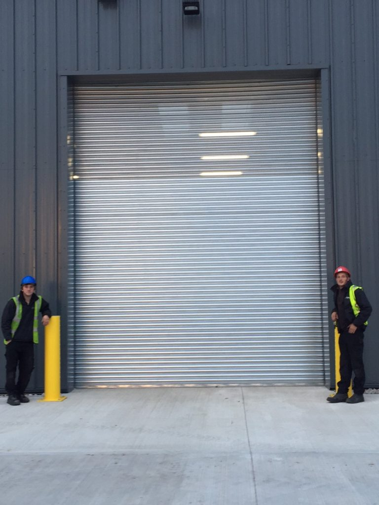 Industrial Doors Fast Action Doors Tps Industrial