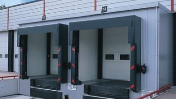 TPS Docking Systems and Loading Bays - TPS Industrial