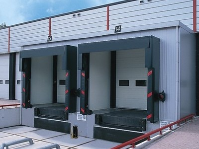 Dock Levellers | Docking Systems & Loading Bays | TPS Industrial