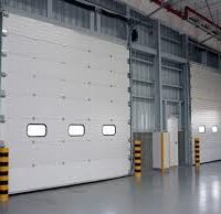TPS industrial doors 2 - TPS Industrial