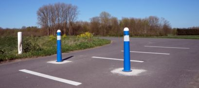 Bollard maintenance and care