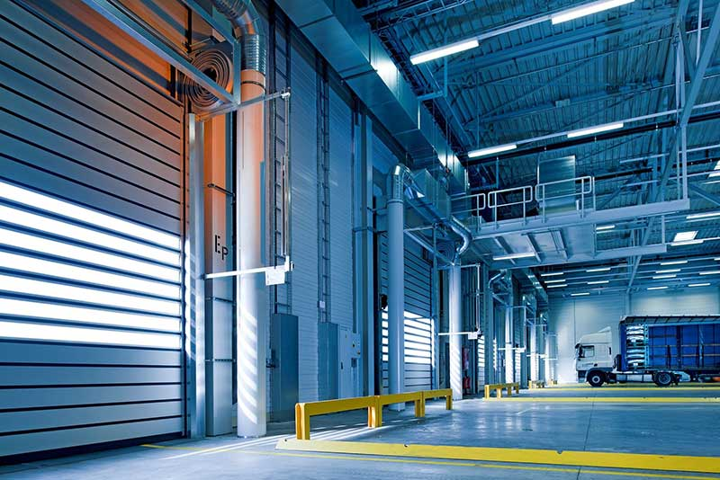Uploaded ToChoose the Right Industrial Door For Your Business: