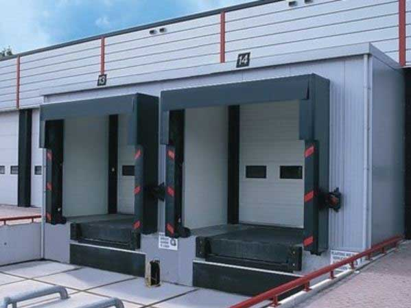 How to Ensure Safety When Using Dock Levellers - TPS Industrial