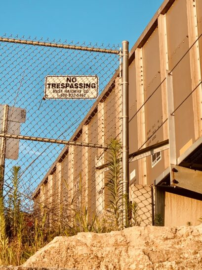 No Trespassing - TPS Industrial