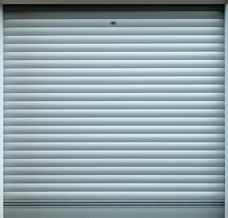 Why roller shutters are a must for garage doors - TPS Industrial